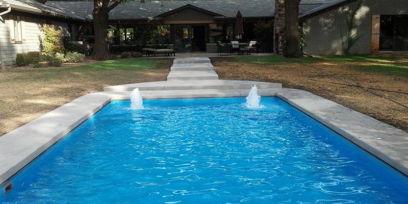 San Juan Pools & Spas, Pekin Pool Builder, New Web Presence